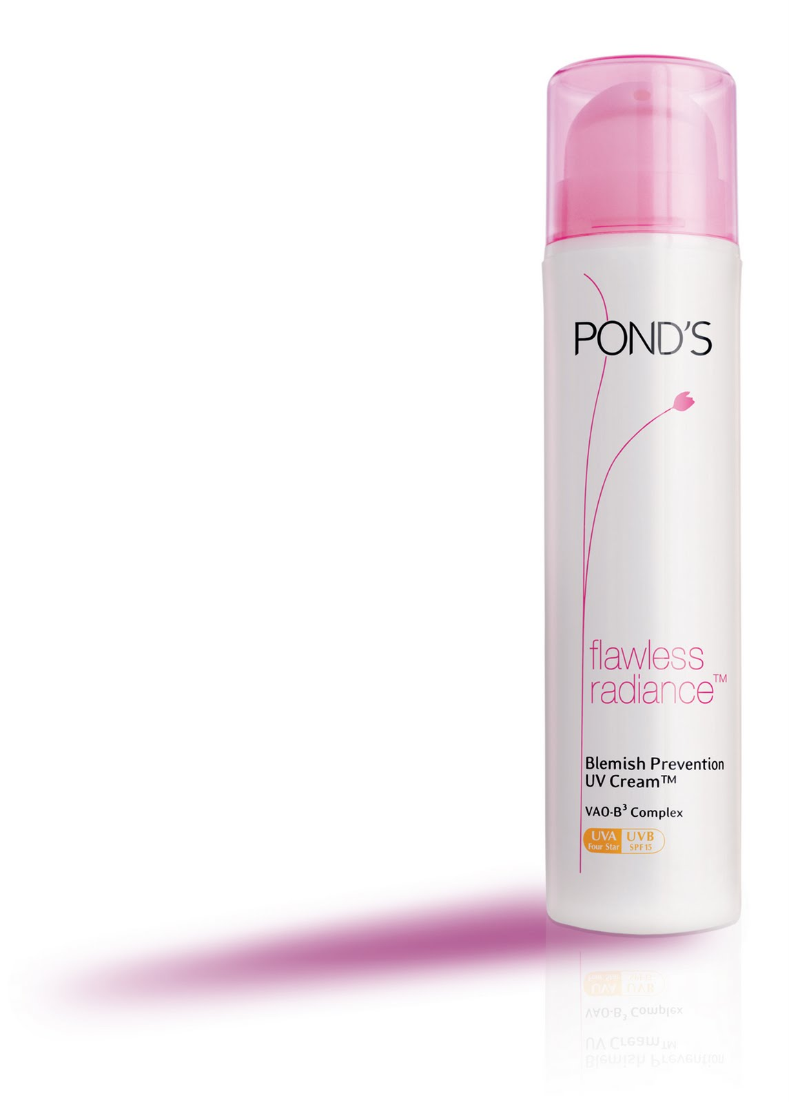Ponds adds to its flawless radiance range with new uv for Ponds products