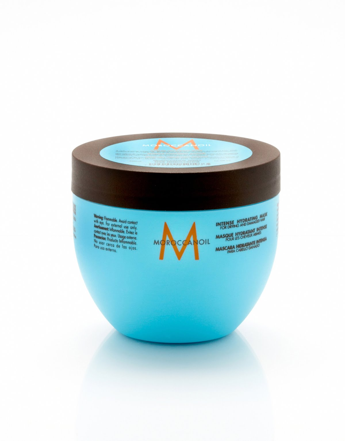 Moroccanoil Light Hydrating Mask And Hydrating Styling