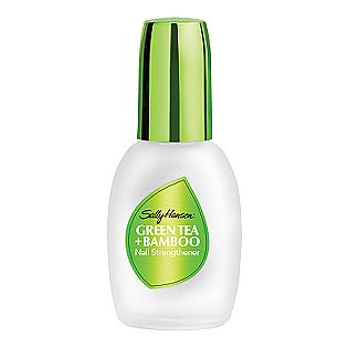 Sally Hansen Nail Nutrition Green Tea & Bamboo nail strengthener ...
