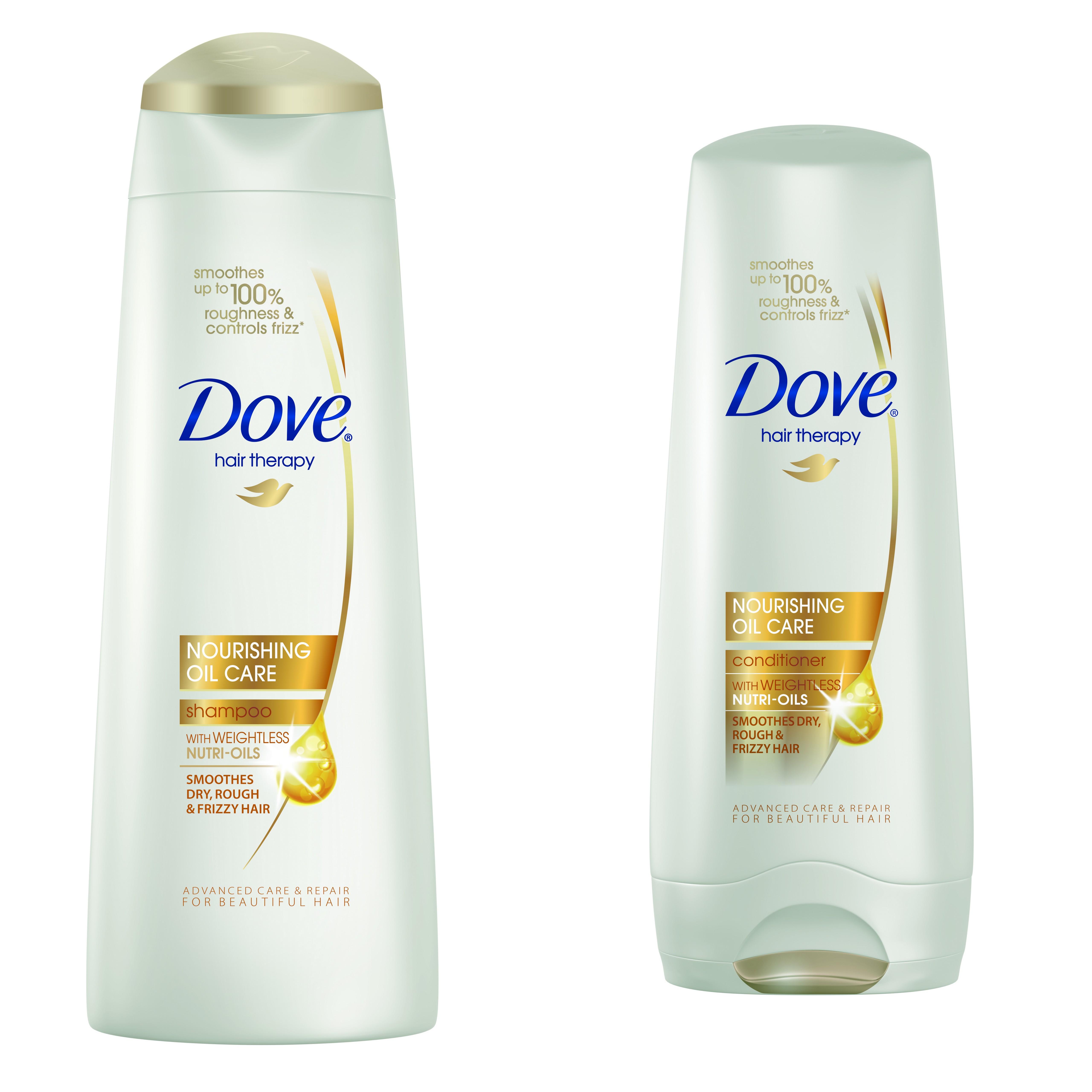 Dove Nourishing Oil Care Shampoo Conditioner And Daily