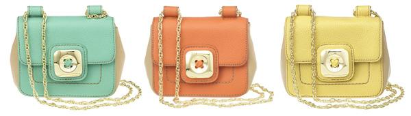 nine-west-predictable-mini-bag-mint-coral-yellow-chloe-elsie-miniature-knockoffs