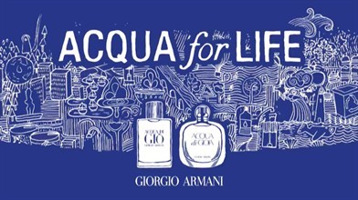 Acqua for Life BLUE