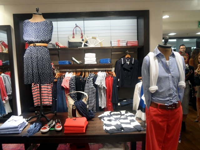 7e36862ad Tommy Hilfiger opens flagship store in the V A in Cape Town ...