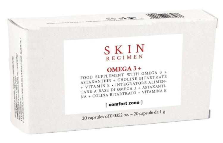 Skin Regime Omega 3 supplement