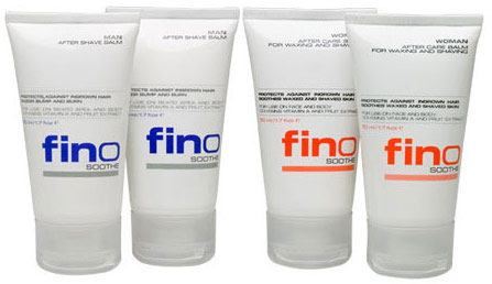 FINO Soothe; for girls and boys mos.