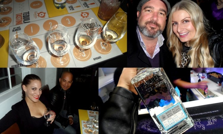 Tequila sippin' with uber-foodie Dax and Good Hope fm's Tammy B.