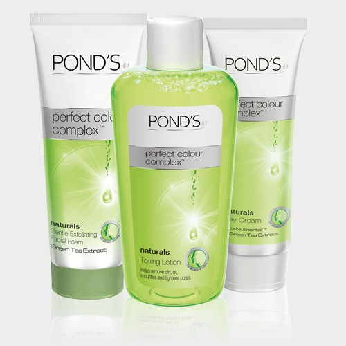 Pond s perfect colour complex naturals range review for Ponds products