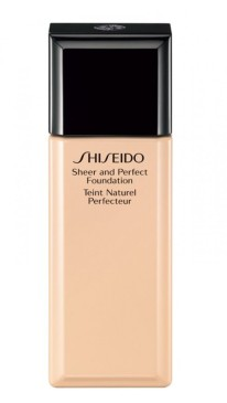 shiseido sheer perfect foundation