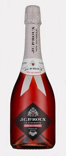 New J C Le Roux La Fleurette non-alcoholic bubbly