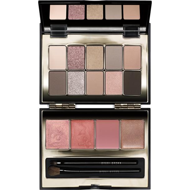 Bobbi Brown Twilight Pink lip and eye palette, R850.