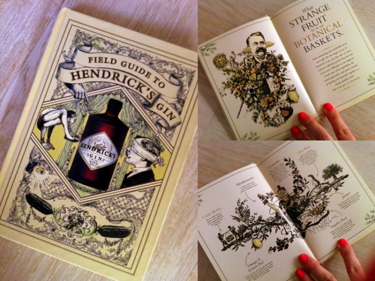 Hendrick's field guide.