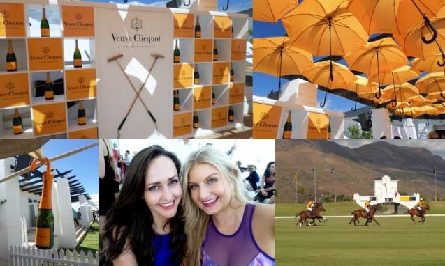 Myself and polo blogger buddy Karisa Nicholls.