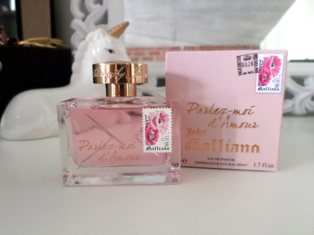 Galliano Parlez-moi d'Armour EDP