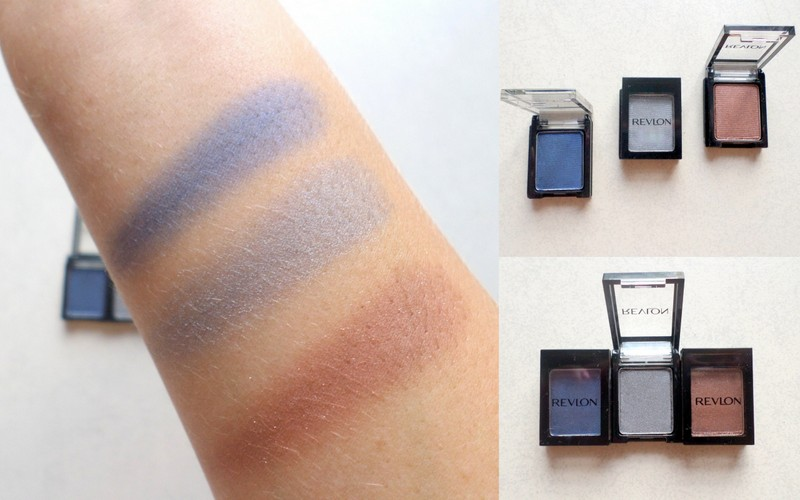 From left to right you're looking at Cobalt, Gunmetal and Java.