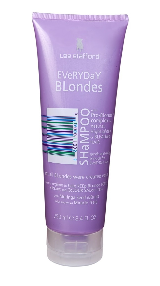New Beauty Reviews Lee Stafford Every Day Blonde Shampoo