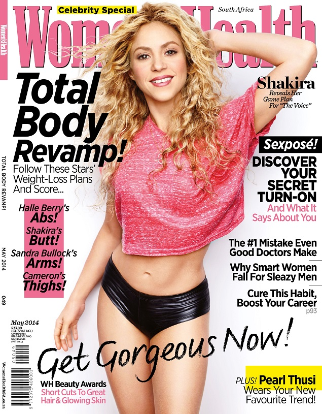 Looking mooi Shakira!