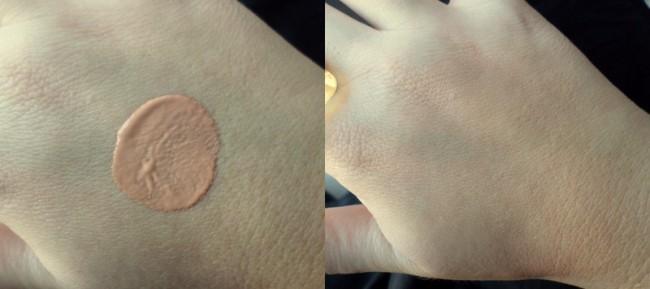 Clarins HydraQuench tinted moisturiser SPF 15 in Blond