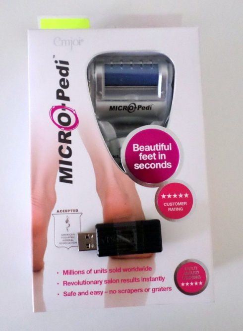 Emjoi's Micro Pedi, R399 from Micropedi.co.za.