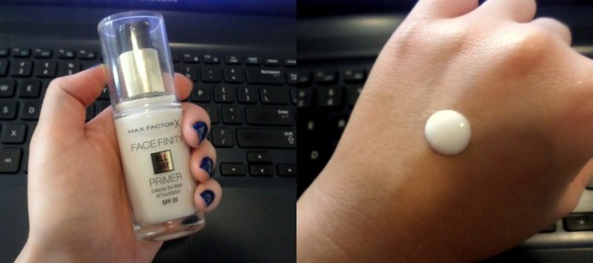 You're also getting another look at that nail polish again...