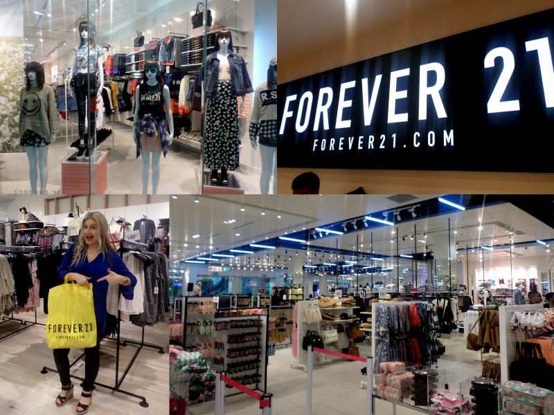 Forever21 launch Canal Walk Cape Town