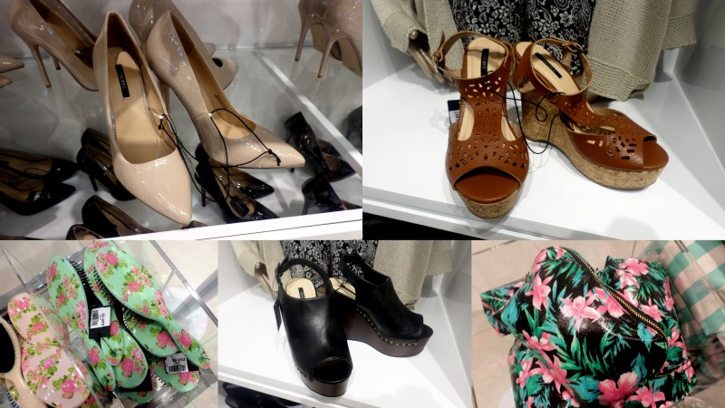 All these shoes were in the R400 - R500 zone.