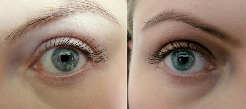 Volume Million Lashes on the left and Volume Million Lashes So Couture on the right.