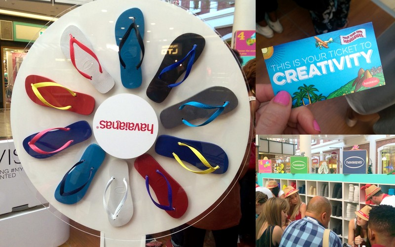 ea96f3460 Keen to make your own Havaianas  – Lipgloss is my Life