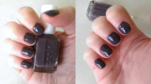Essie nail polish in Smokin' Hot