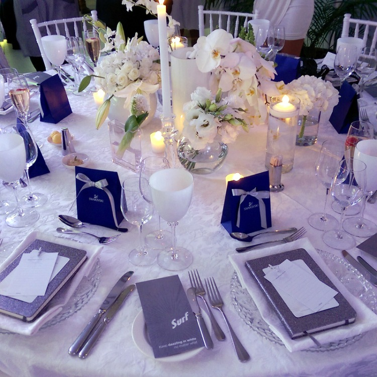 How much do we love a good table setting?