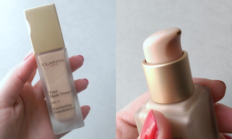 Clarins Everlasting foundation SPF 15, R415.