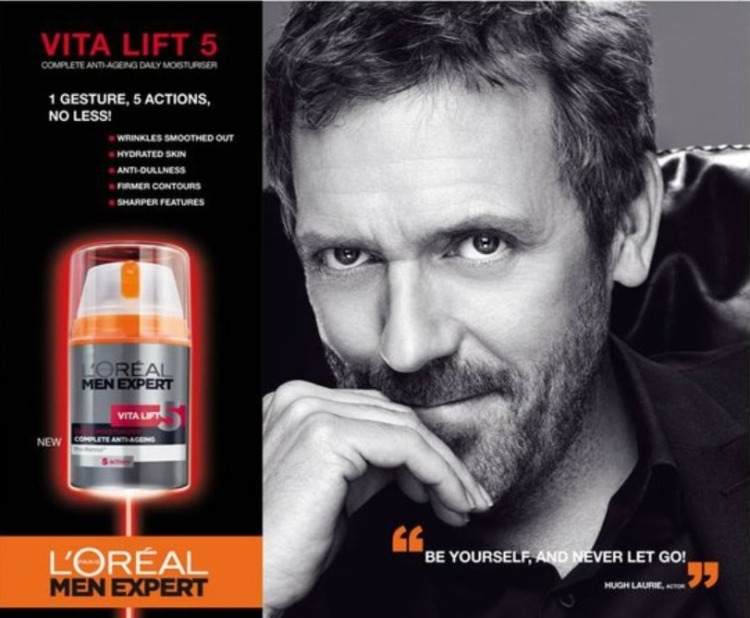If it's good enough for Dr House, it's good enough for your dad.