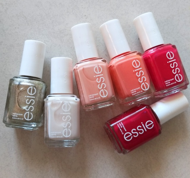 This is Essie's new winter collection launching in July. I'll be creating a review on these with swatches soon.