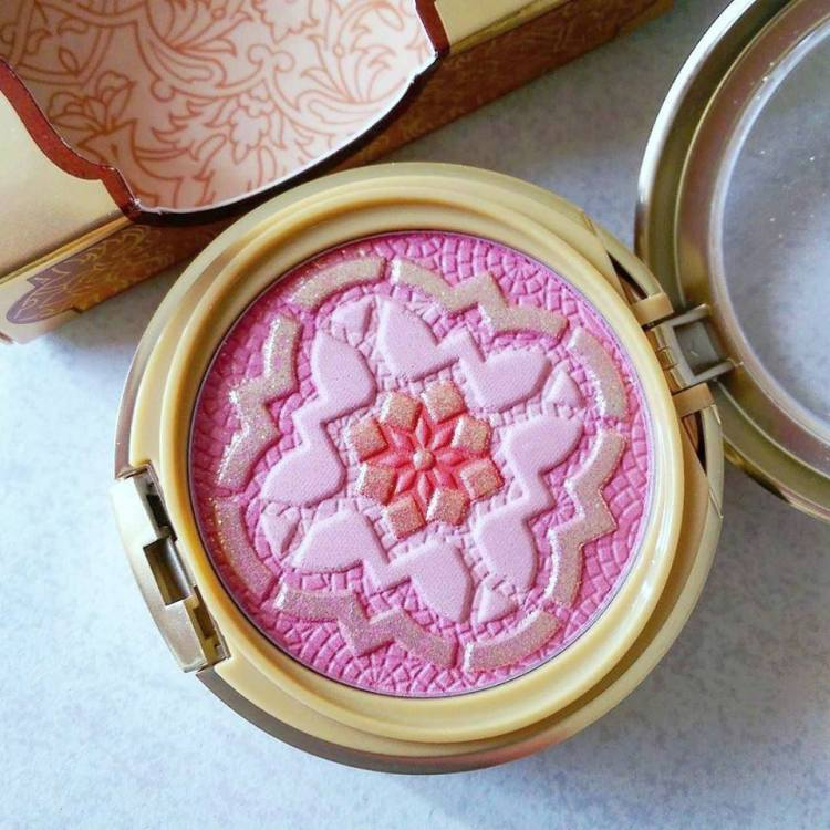 Physician's Formula Argan Wear Ultra-Nourishing argan oil blush (PRICE).