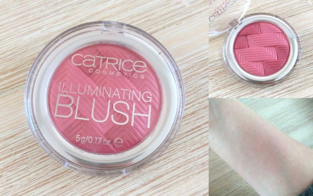 Catrice Illuminating blush in Kiss Me Ken