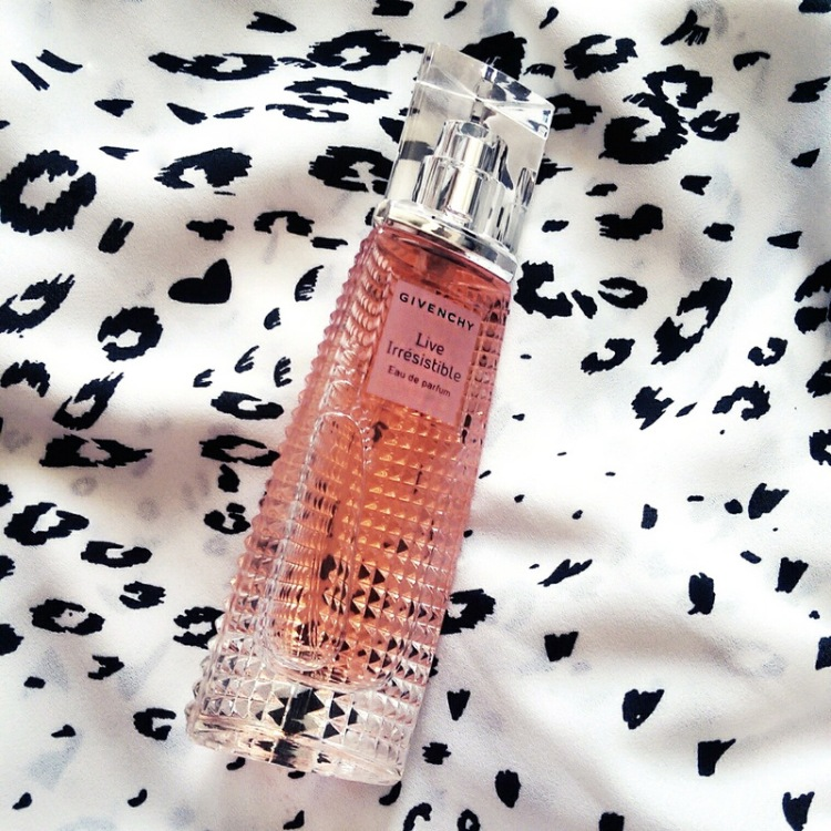 Givenchy Live Irresistably EDP