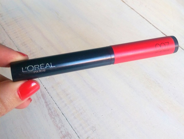 L'Oreal Infallible Matte Max lip colours