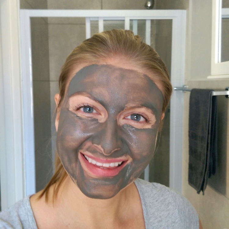 My face mask brings all the boys to the yard.