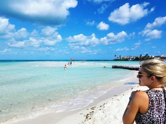 Take me back to the beach!