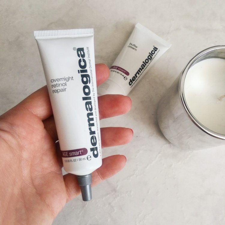 Retinol - the world's most proven wrinkle-buster.