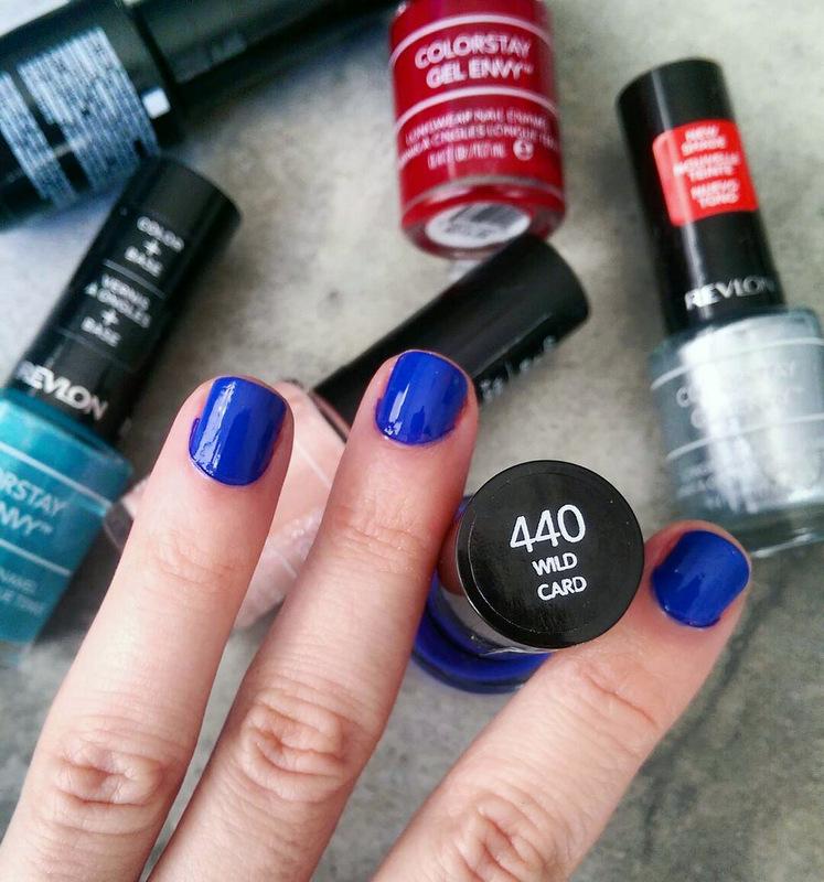 Reviews: Revlon Gel Envy nail polish, Bodyography Lip Lava and ...